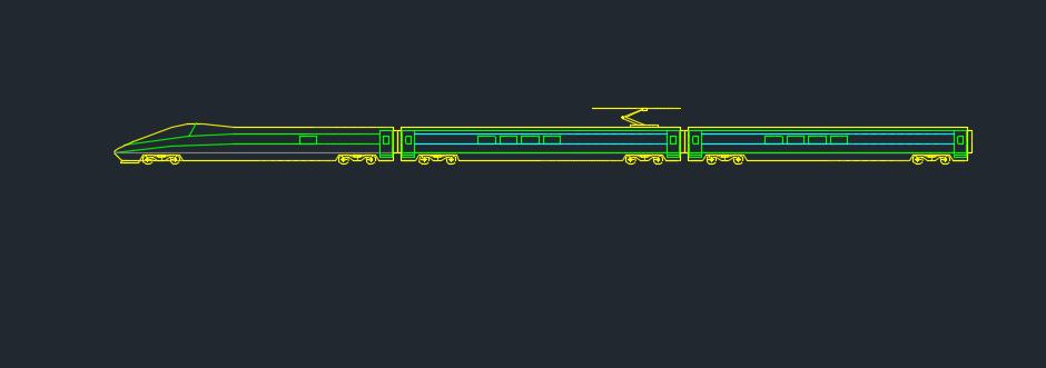 طراحی کافه تریا ایستگاه قطار